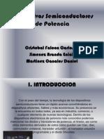 Dispositivos Semiconductores de Potencia(1)