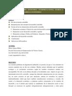 Hacia Una Economía Sostenible CIUDAD Y TERRITORIO
