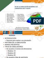 1. Generalidades de La Simulación de Yacimientos de Gas y Aceite-66 Años