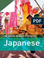 The Rough Phrasebook Japanese Ingles