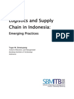 Logistics and Supply Chain in Indonesia-libre