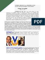 Oposicion Vende Medios y El Gobierno Citgo Felipe Torrealba
