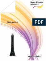 Cpei-lte 7212 User Manual Portuguese
