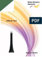 Cpei-lte 7212 User Manual Portuguese