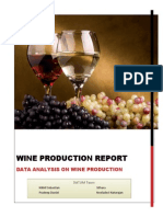 Wine Case Report