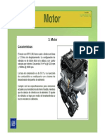 Motor de Chevrolet Spark
