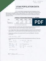 modeling utah population data page1