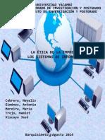 Ética Empresarial y Los Sistemas de Información