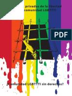 Personas Privadas de La Libertad de La Comunidad LGBTTTI