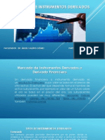 Presentación Mercado de Instrumentos Derivados