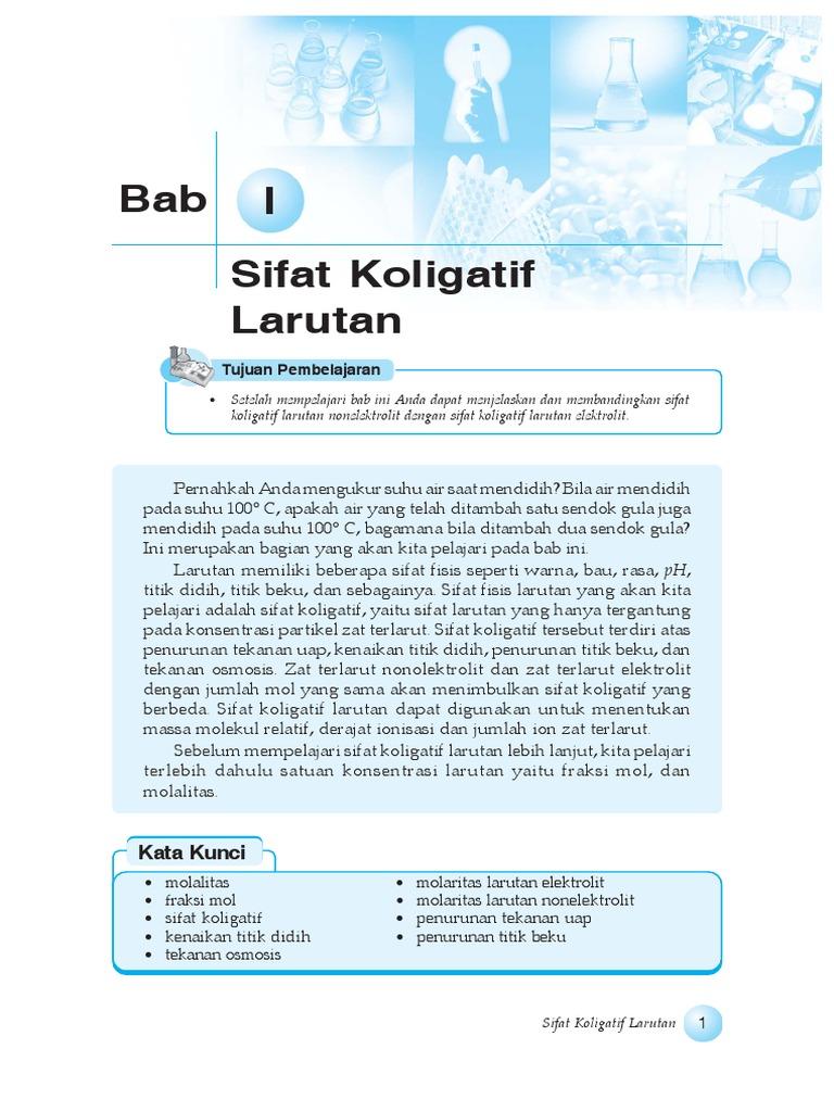 Bab 1 sifat koligatif larutan ccuart Choice Image