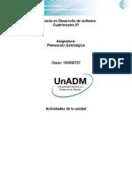 DPES Actividades de La Unidad 2