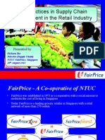 NTUC Supply Chain Management