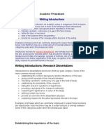Academic Phrasebank for Thesis Writing