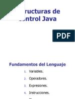 Estructuras Control Java Por Gio