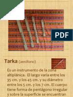 Presentacion Instrumentos Folclorico de Chile 2010
