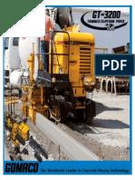 Gt3200 Brochure