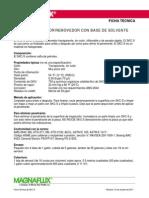 SKC-S Spotcheck MSDS - Spanish