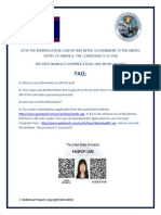 How the Identification Card Works in the Government of the United States of America 2