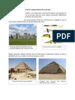 Utilizacion y Manejo de Las Rocas Atravez de La Historia