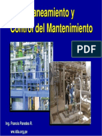 AM Business Planeamiento y Control Mantenimiento