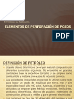 1 Elementos de Perforaci+¦n de Pozos