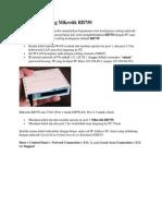 Cara Reset Setting Mikrotik RB750