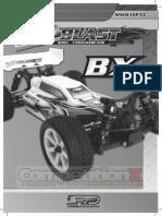 Lrp s10 Blast Bx Manual
