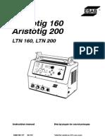 LTN 160, 200, Aristotig 160, 200