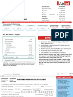 Your Bill for Mobile Services