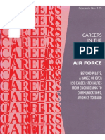 Careers in the United States Air Force