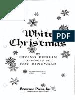1.White Christmas