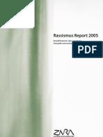 Zara Rassismus Report 2005 - Österreich