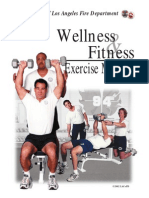 LAFD - Wellness and Fitness Exercise Manual (2004) 63p R20090725D