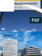 OpenText - SAP and Accounts Payable Automation - Configuration