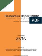 Zara Rassismus Report 2002 - Österreich