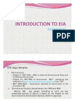 Lecture 1-Intro to EIA
