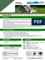 E Bikefahrtraining