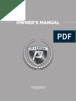 Pontoon parts | Premier Pontoons