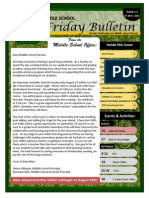 Parent Bulletin Issue 3 SY1415
