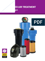 COMPRESSED AIR TREATMENT - Product catalogue - English