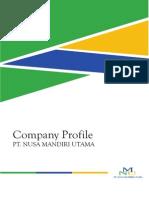 Company Profile NMU - English Version