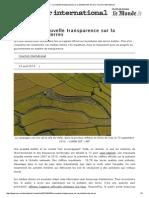 CHINE • La Nouvelle Transparence Sur La Pollution Des Terres _ Courrier International