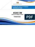 Dokumen Standard Asas 3M Tahun 2