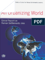 An Urbanizing World