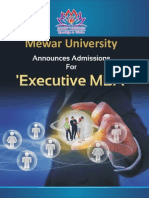 Executive MBA Folder Latest
