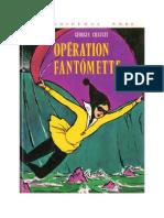 Opération Fantômette - Georges Chaulet