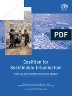 Coalition for Sustainable Urbanisation