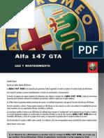 Manual Alfa 147 Gta