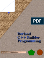 C++ Builder Programming 2nd Edition
